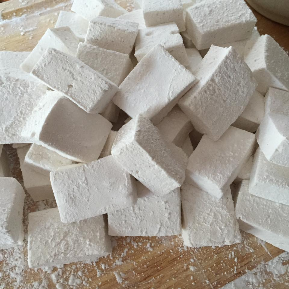 Marshmallow Class at Savory Spice Shop